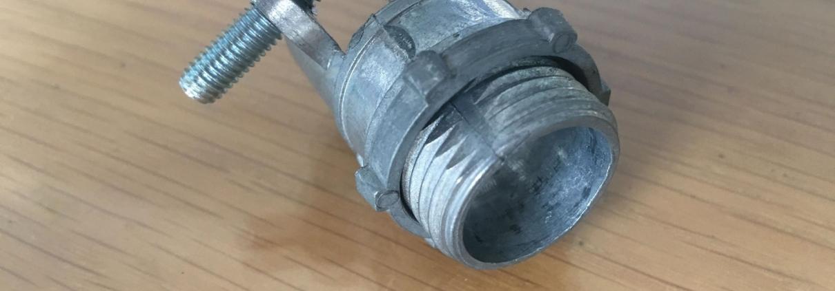 đấu nối ống ruột dạng kẹp