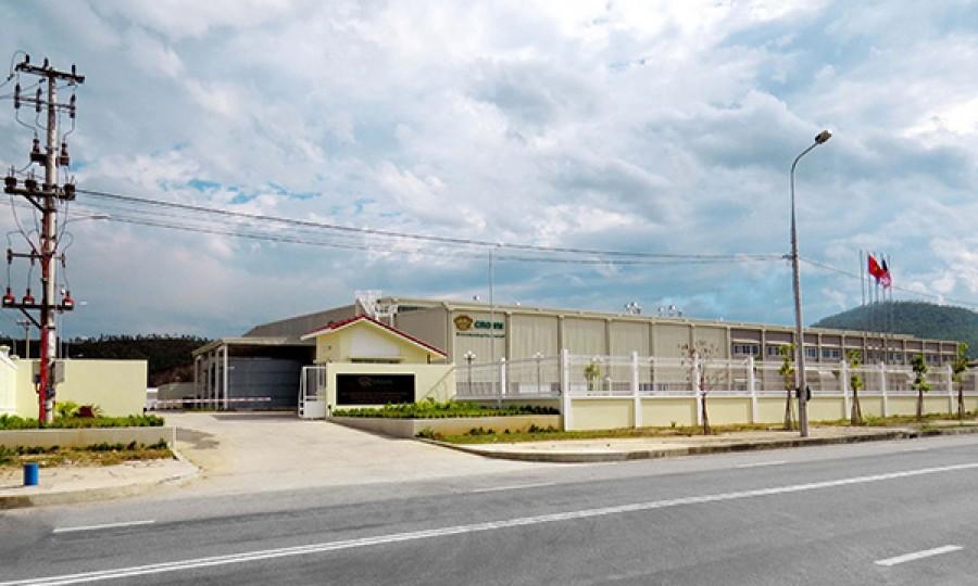 Nhà máy Crown